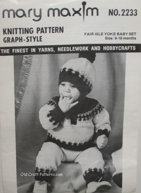 c8db9ad98 Old Craft Patterns for older vintage pattern books leaflets and patterns