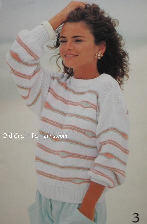 1c9b9686d6e0 patons 484 cotton sahara knitting patterns summer sweater tops at ...
