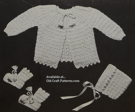 patons book no 505 beehive for bairns baby crochet and knitting patterns - ww...