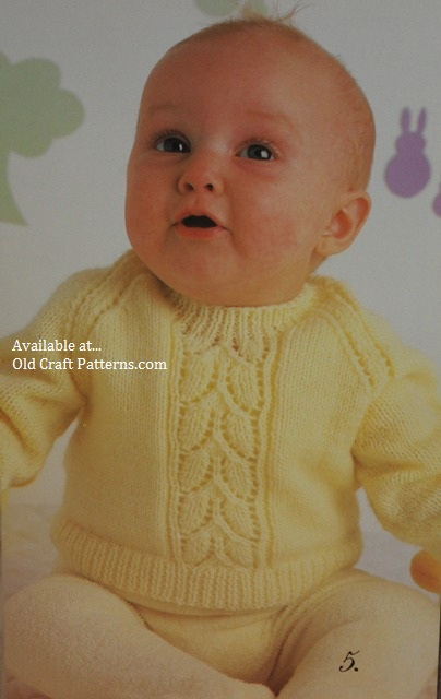patons 627 baby be good knitting patterns book - www.oldcraftpatterns.com